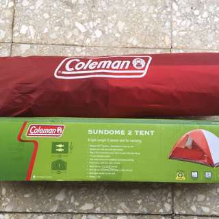 Coleman Tent Sundome 2 Tent (tenda)