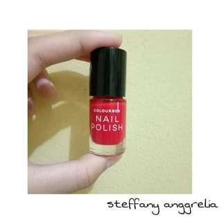 Colour Box Nail Polish