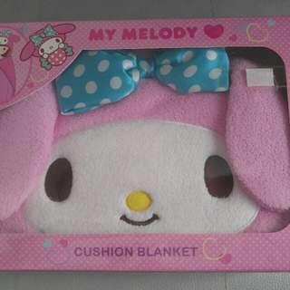 cushion blanket