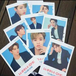 WANNA ONE POP UP STORE MD