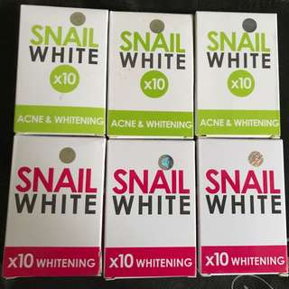 Snail White Soap 70g 🐌