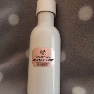 The Body Shop Drops Of Light Lotion