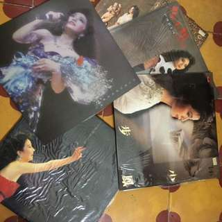 五張徐小鳳黑膠唱片