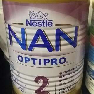 Nan Optipro Nestle Stage 2