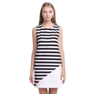 BNW STRIPES DRESS