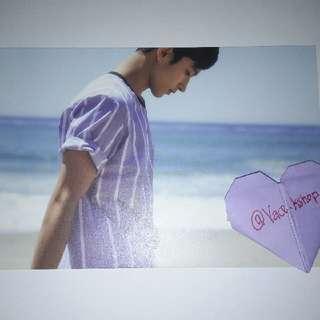 Seventeen Al1 Album Postcard (DK Ver)