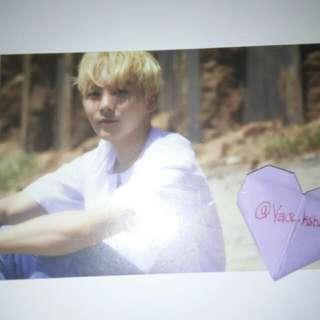 Seventeen Al1 Album Postcard (Seungkwan Ver)