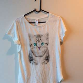 Cute Cat Tshirt