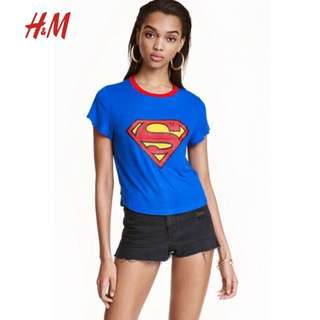 H&M Superman Tee