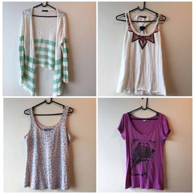 $1 For All Tops
