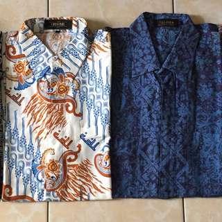 Batik Lengan Pendek