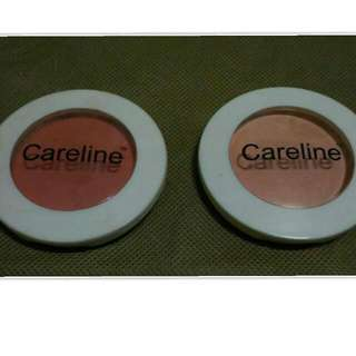 Make Up Bundle- Careline Oil Control Blush-on