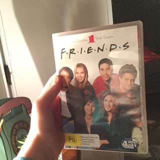 friends seasons 1-2
