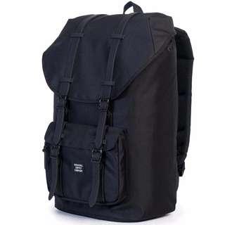 Herschel Little America Backpack Rubber