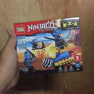 #JualMainan Lego NinjaGo