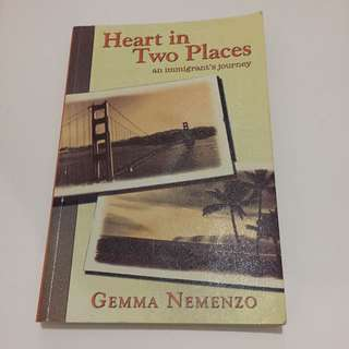Heart In Two Places by Gemma Nemenzo (Paperback)