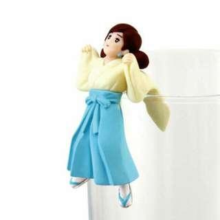 杯緣子小姐新年限定版 吉 祈福 #大人的玩具 #7-11小姐 #轉蛋 #扭蛋