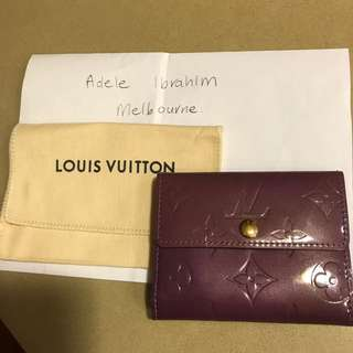 Louis Vuitton Snap Wallet