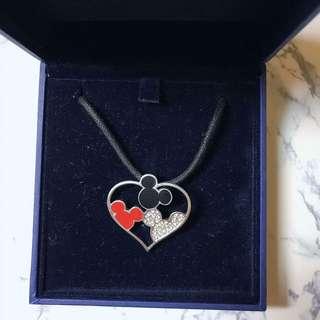 AUTHENTIC Swarovski X Disney Necklace
