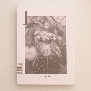 I - The 1st Mini Album - EP by TAEYEON