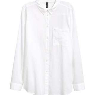 Divided H&M White Top