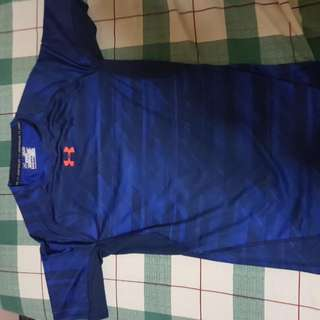 Under Armour Compression Shirt.
