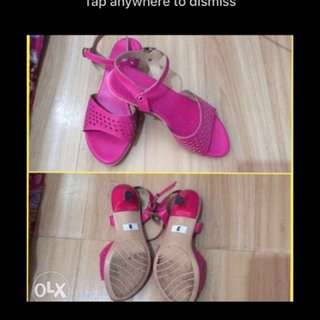 pre-loved sugar kids sandals for girls kids