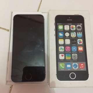 Iphone 5s Grey 16gb