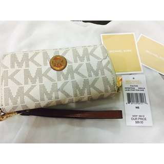 Authentic MK wallet from the U.S