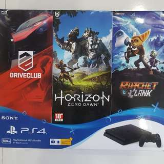 Brand New Sony PS4 Hit Bundle