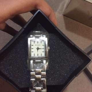 Boy London Silver Watch