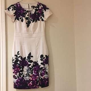 Flower Dress (SIZE XS)