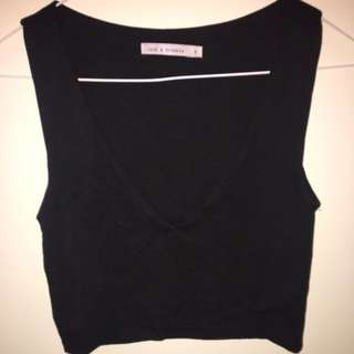 Black Top (SIZE 6)