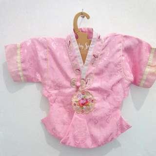 Baju Imlek Pink