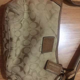 REDUCED PRICE - Authentic Coach