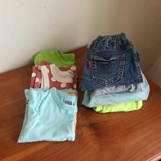 (2yrs old) Set of boy's clothes