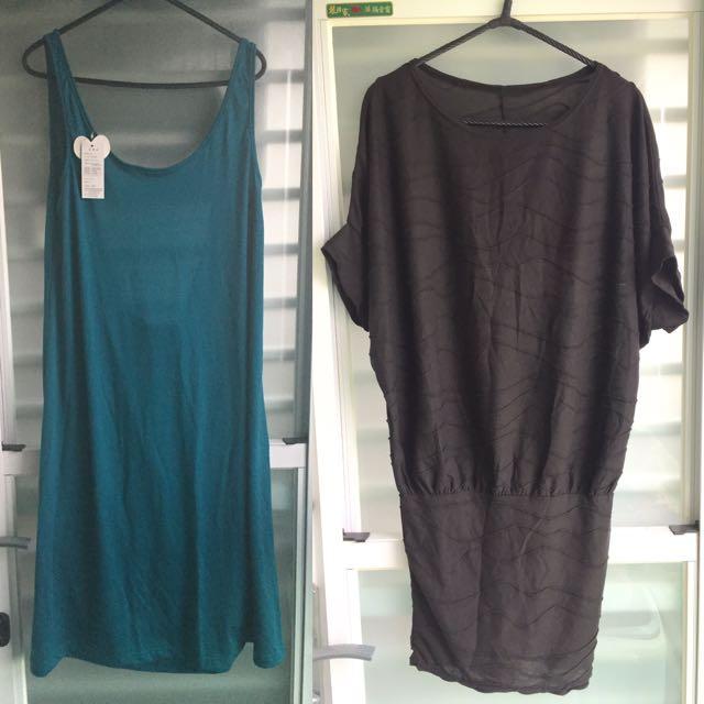 洋裝兩件300$