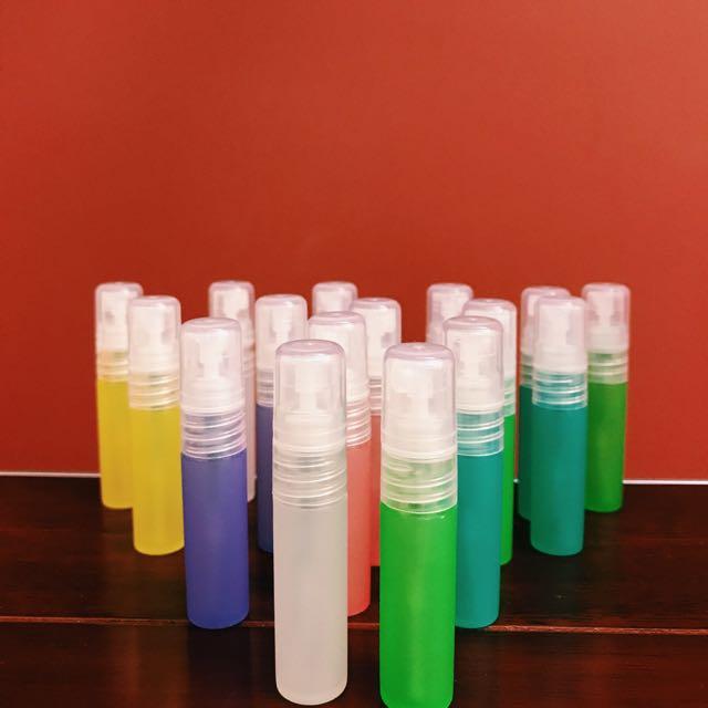 香水5ml分裝噴瓶上架