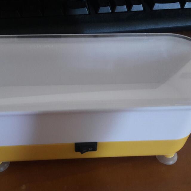 造型震動洗淨機