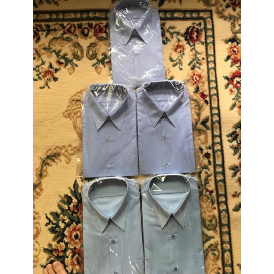 全新長袖襯衫