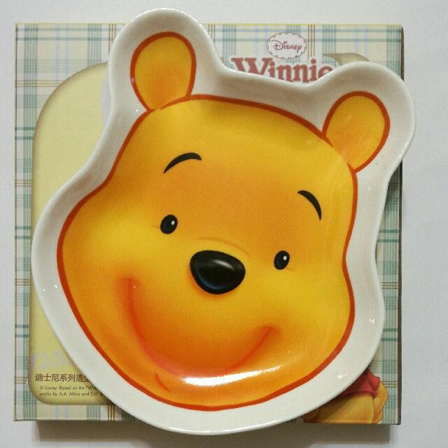 小熊維尼 迪士尼系列造型點心盤