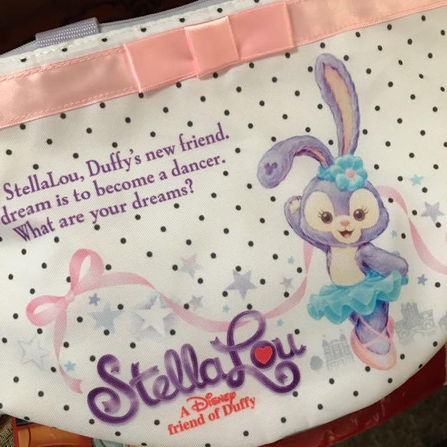日本迪士尼 史黛拉 保溫保冷袋