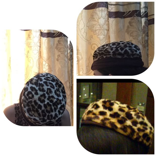 🚪 Animal Print Hat