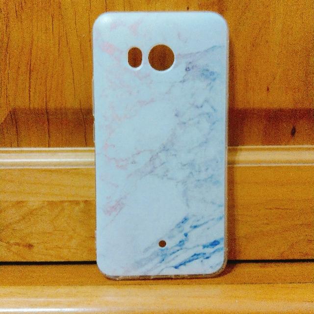 買一送四 HTC U11 彩色 大理石紋 手機殼 手機套 空壓殼