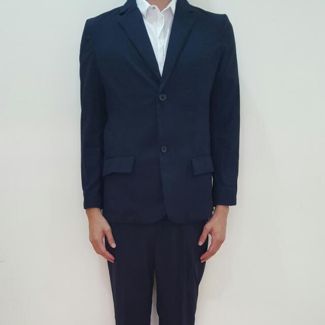 日本品牌  JOJREAL STANDARA 的relume套裝西裝套裝 西裝外套 褲子