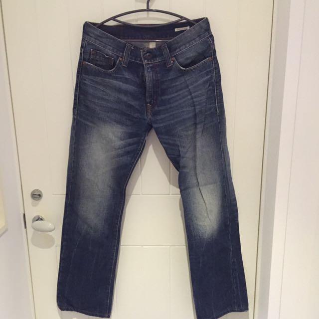 男生 Levi's牛仔褲