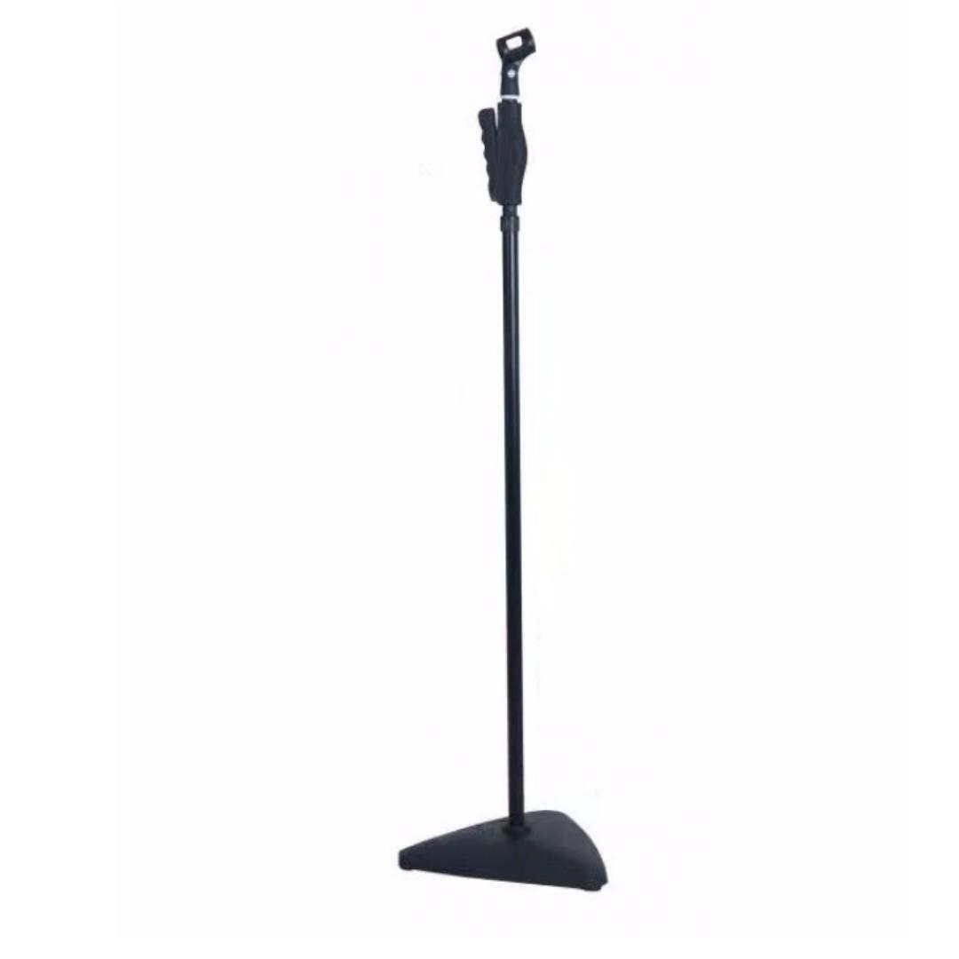 深水埗地舖門市 MIS-400 立式手壓 升降咪架 MICROPHONE STAND  咪架 MICROPHONE STAND 咪STAND 話筒支架咪架 microphone stand 咪架 mic stand | 適合 有線 無線咪 PRO MICROPHONE STAND 咪架