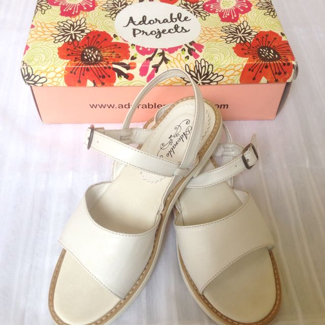 Adorable Project Sandal