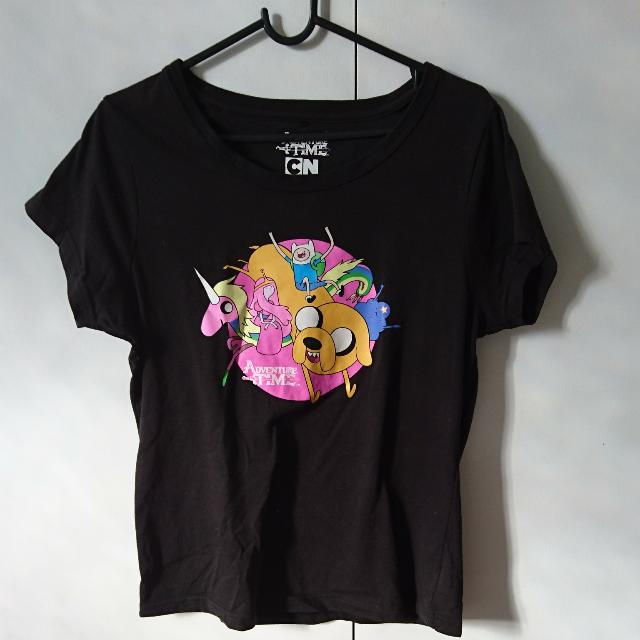 Adventure Time Tee Size L
