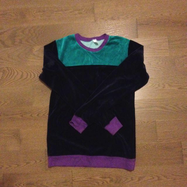 American Apparel Velour Sweatshirt